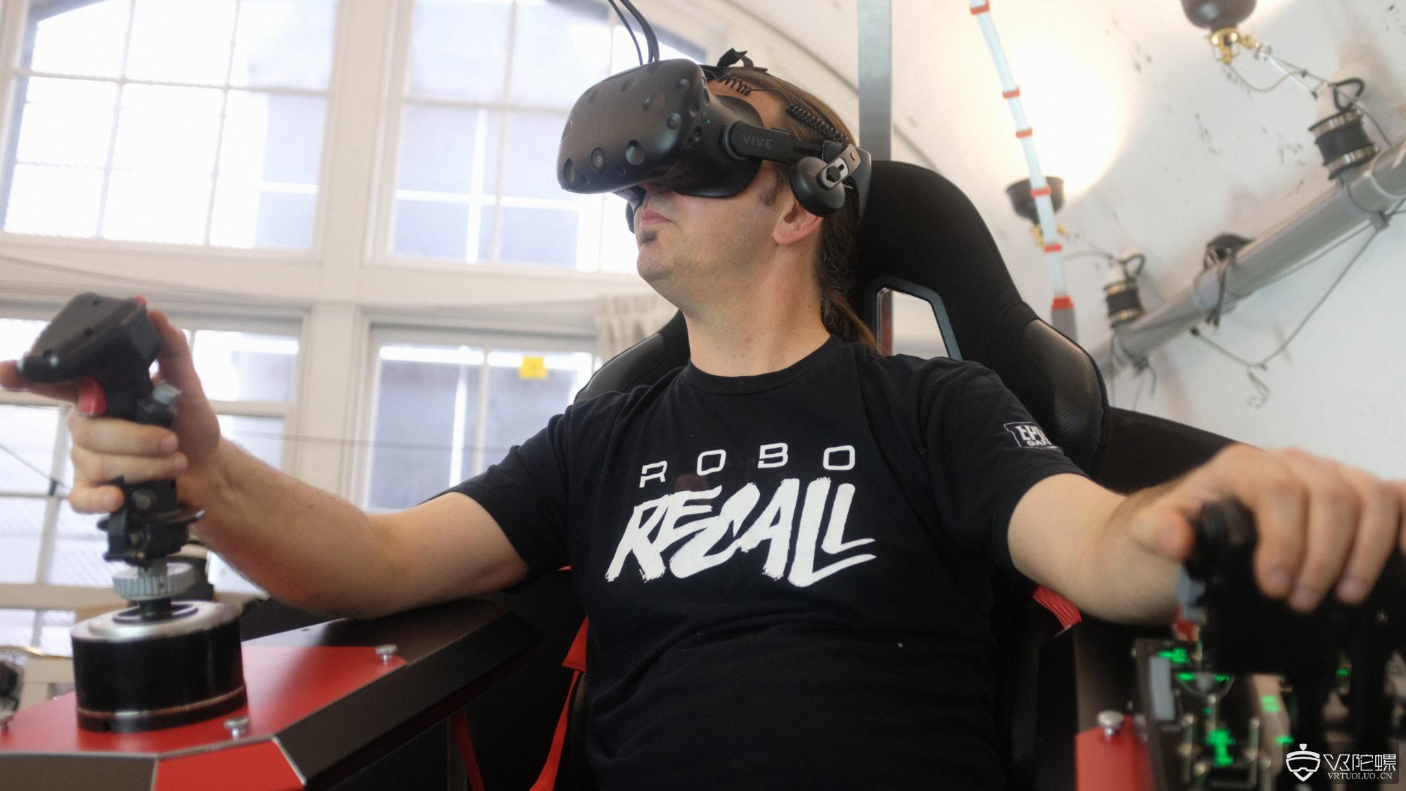 VR运动模拟器Feel Three在五小时内融资50,000英镑