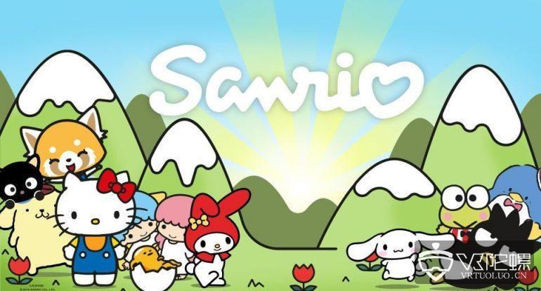 三丽鸥与Bublar合作,将于19年推出《Hello Kitty》AR手游