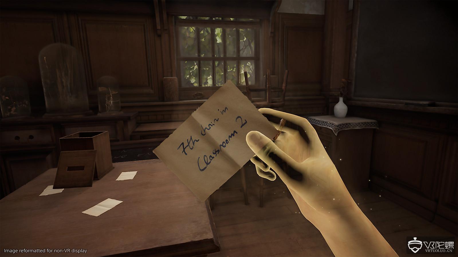 E3巨作《Déraciné》将于11月登陆PS VR