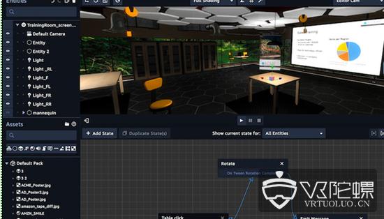 皇家墨尔本理工大学基于亚马逊Sumerian,提供AR/VR在线课程