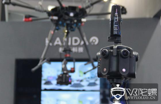 看到科技获富士康投资,推出8K 3D全景VR直播系统