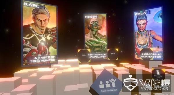 "VR""街霸""?澳洲团队研发VR拳击游戏VFC评测"