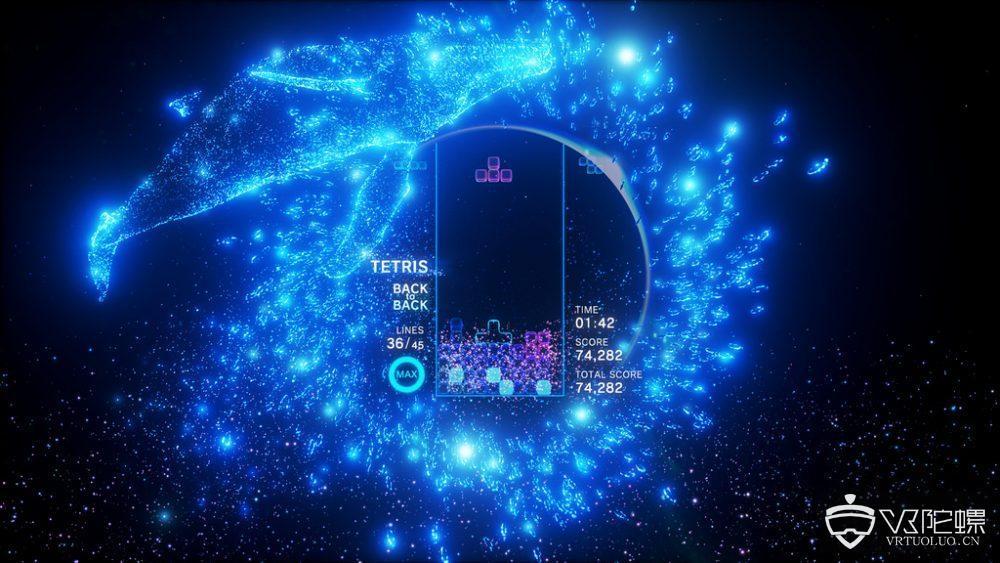 PSVR游戏《俄罗斯方块效应》将于11月9日开售