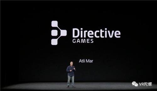两次登上苹果发布会,Directive Games解读ARKit 2.0带来的AR游戏可能性