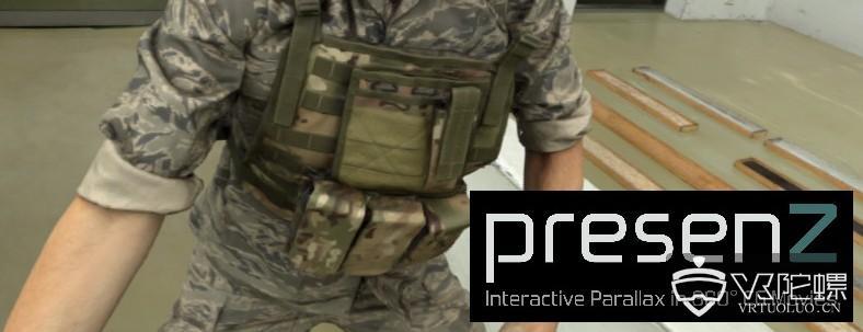 Nozon发布了一款新插件PrezenZ,支持6Dof VR视频渲染