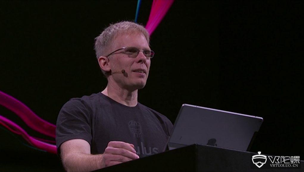【OC5】Oculus CTO卡马克:Quest将视Switch为竞争对手