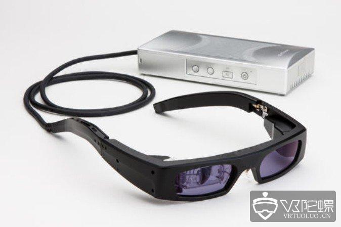 售价近4万元,日本视网膜投影AR眼镜RETISSA Display正式发售