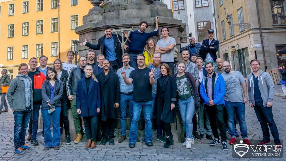 AR游戏工作室Bublar Group宣布以550万美元收购了瑞典VR/AR公司Vobling