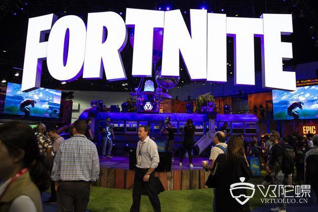 Unreal Engine开发商Epic Games融资12.5亿美元,总估值达150亿美元