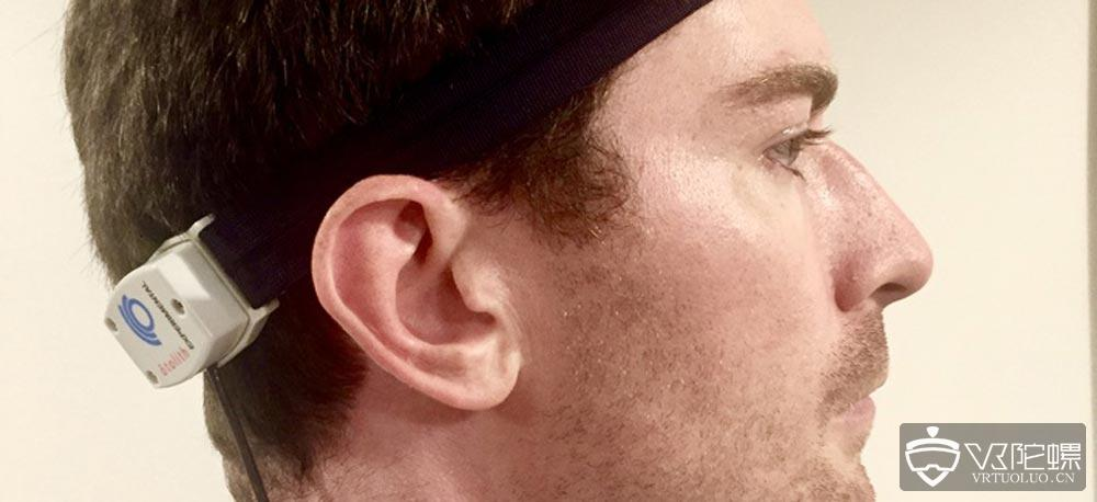 振动头带Samuel Owen公布,通过神经元刺激减少晕眩感