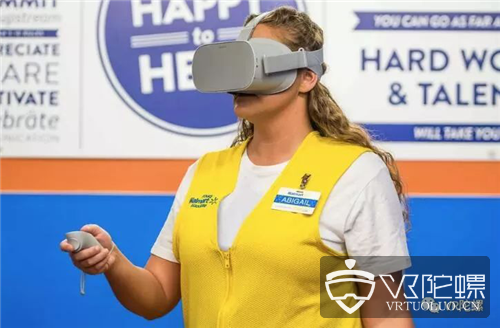 购入17000部Oculus Go,沃尔玛如何将VR应用于零售业?
