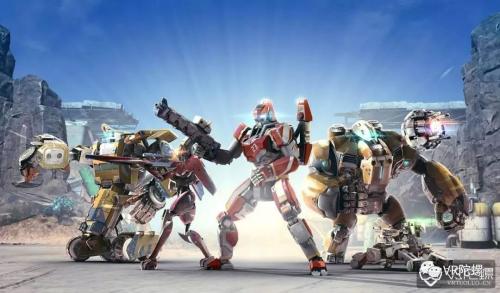 11月22号新闻回顾:10月苹果商店AR游戏榜单公布;《The Machines》登顶收入榜