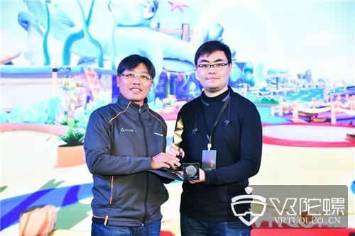 18个作品获奖,2018 VRCORE Awards完整名单公布