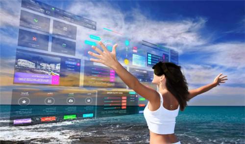 """RealMax发布""""乾""""AR一体机, 支持2K分辨率及100多度视场角"""