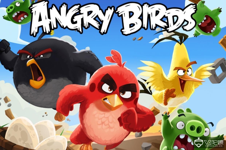 《愤怒的小鸟》VR版游戏2019年将登陆所有主要VR平台