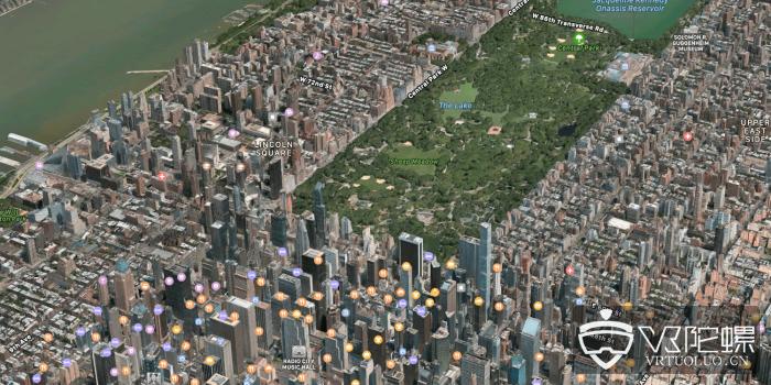 苹果新专利曝光:为Apple Maps增加AR导航功能