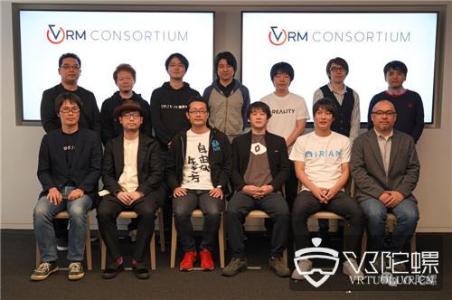 日本13家公司建立虚拟偶像标准VRM,统一全球虚拟偶像格式