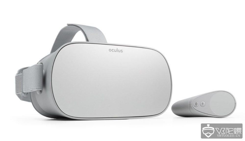 Oculus Go正在开发无控制器模式,仅需凝视即可启动APP