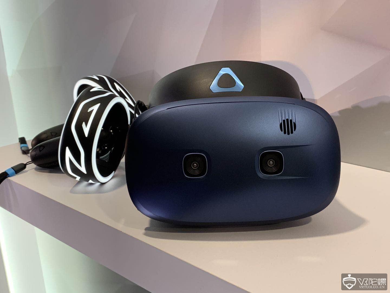 HTC Vive发布新头显Vive Cosmos以及内置眼球追踪功能的Vive Pro Eye