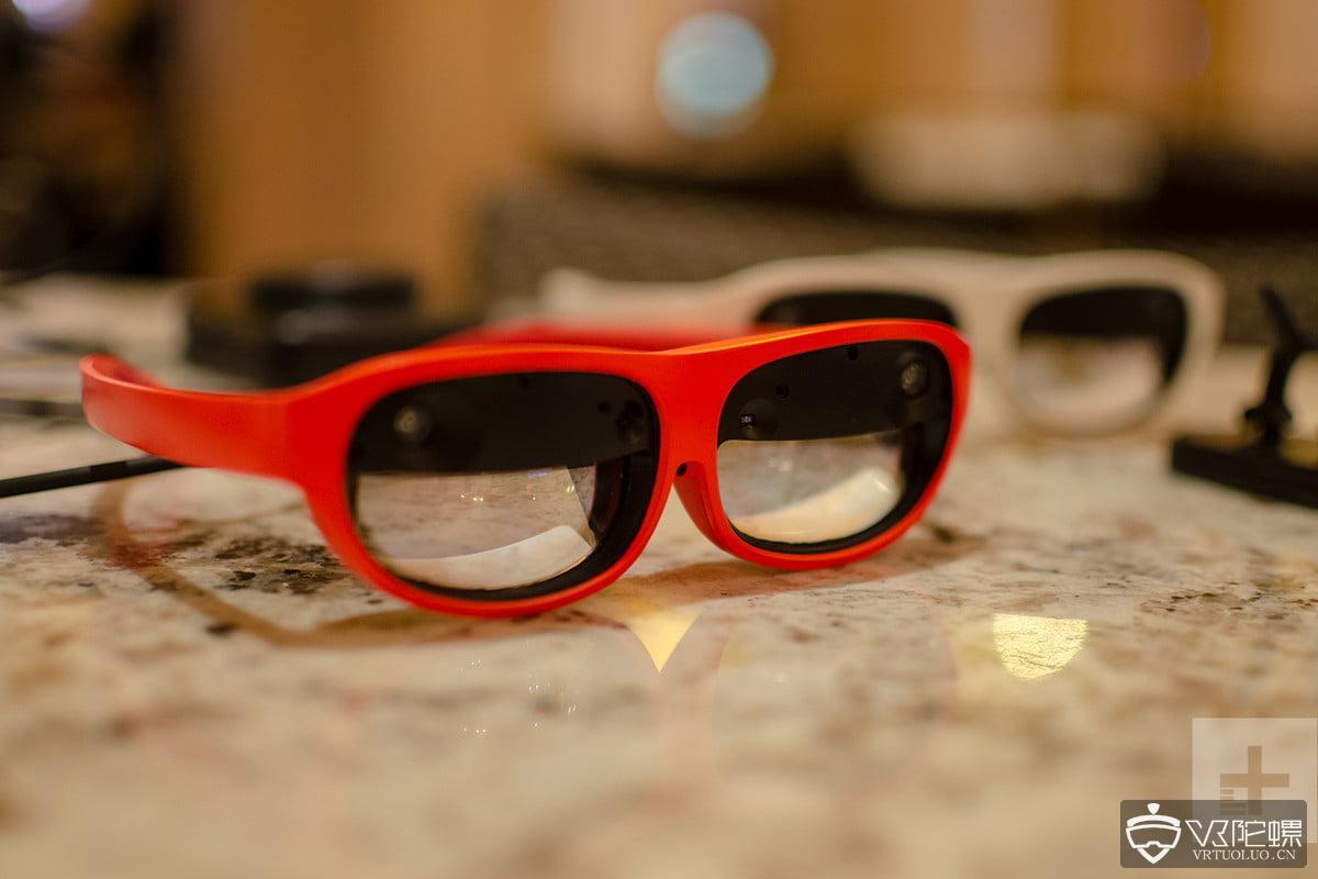 【CES2019】太若科技宣布获1500万美元A轮融资,携全新MR智能眼镜Nreal Light亮相CES