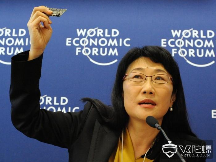 【CES2019】HTC董事长王雪红:HTC对VR、AR技术非常有信心,AR/VR才刚起步