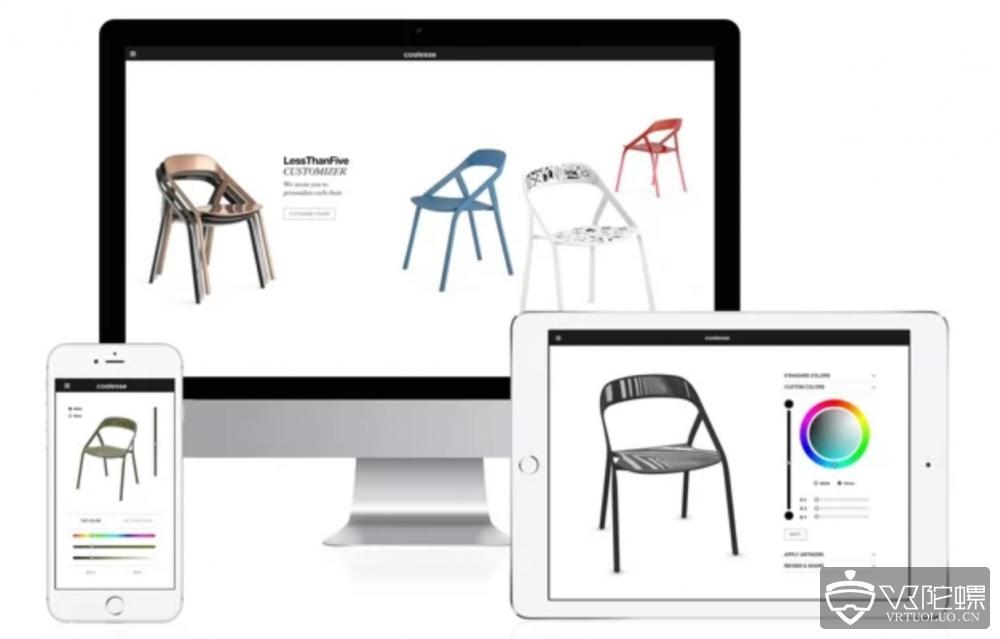 美国创企ThreeKit获1000万美元种子轮融资,为客户提供3D可视化展示