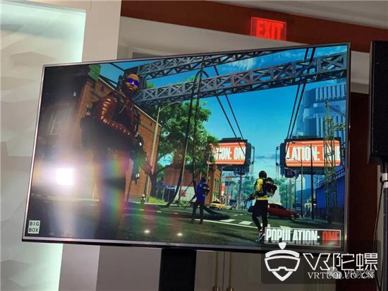 CES 2019上最好的一款VR吃鸡游戏——《Population:One》