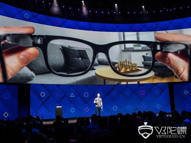 Facebook正在重组AR产品部门,其AR眼镜或已接近发布