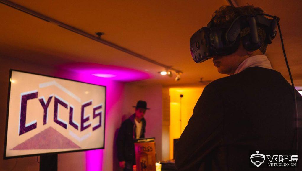 继《Cycles》后,迪士尼动画工作室将推全新VR影片