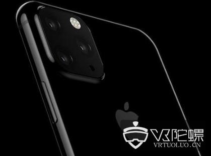 彭博社:苹果明年或为iPhone/iPad配备3D AR摄像头
