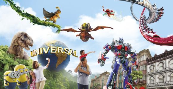 环球影业多人大空间VR系统专利公布