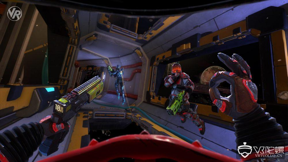育碧宣布其新VR游戏《Space Junkies》将支持PSVR,于3月26日登陆多平台