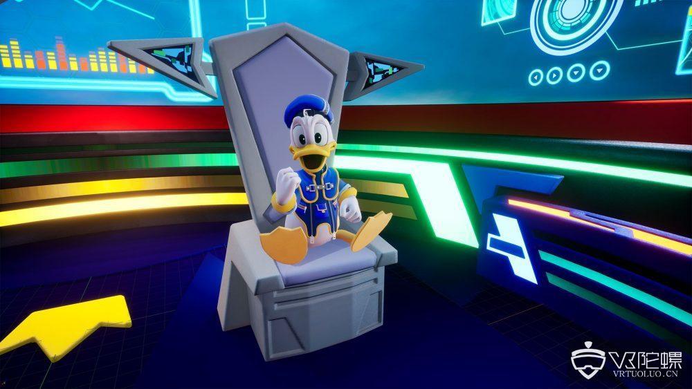 2月28日,《王国之心VR体验》在欧洲上线