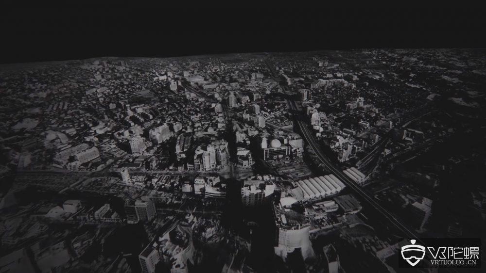 日本NHK电视台宏伟VR重建项目:实景还原1964年的东京