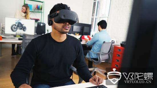 【GDC2019】惠普发布4K Reverb VR头显,售价599美元
