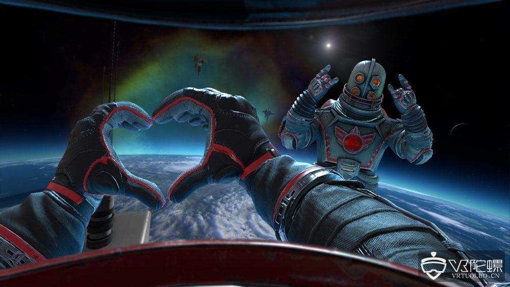 《Space Junkies》