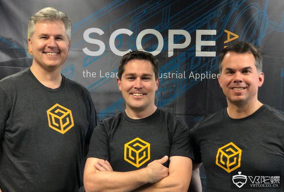 Scope AR获970万美元A轮融资,用于发展AR培训和远程协助工具