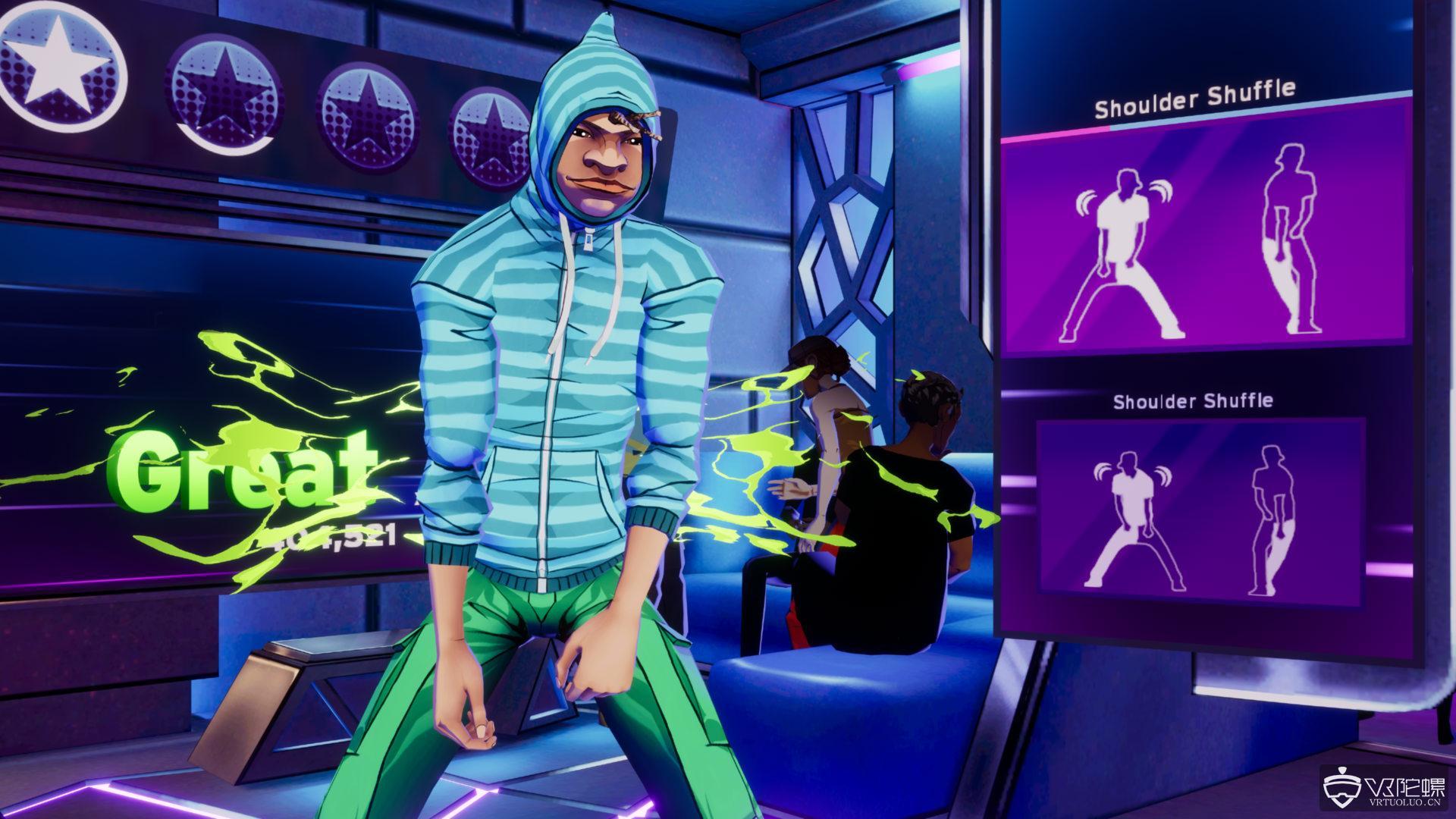 喜欢舞蹈游戏?不容错过的音乐舞蹈游戏《Dance Central VR》今春将登陆Quest&Rift