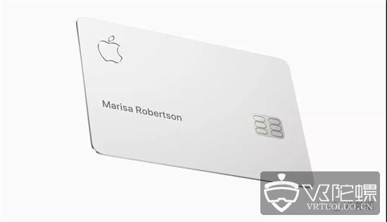 看似与AR无关的Apple Card,或将是苹果AR战略的重要一环