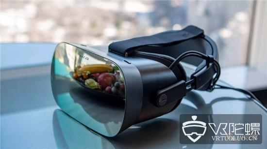 """【独家】4块屏实现""""人眼级""""分辨率,售价4万元Varjo VR头显体验究竟如何?"""