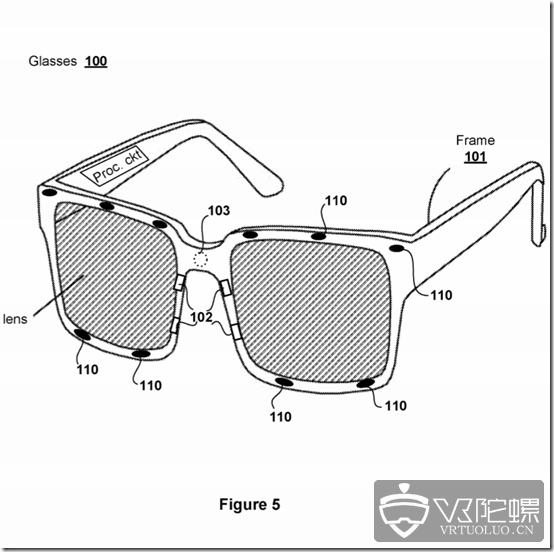 索尼新专利:为VR头显推出专用眼镜,以实现更好的眼动追踪效果