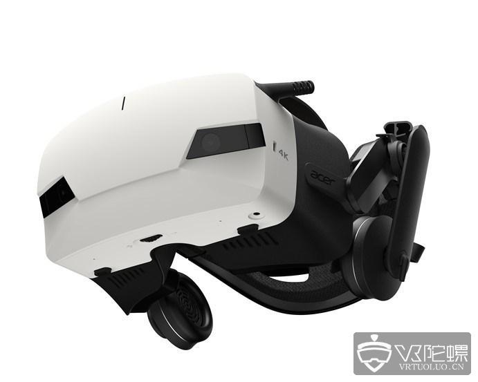 宏碁推全新MR头显ConceptD OJO:单眼分辨率2K,可调节IPD