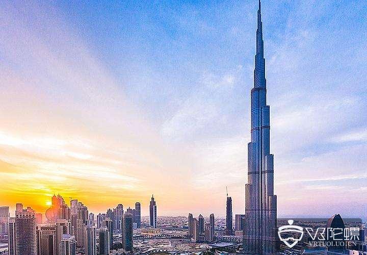 《今日美国》推出以世界最高建筑为主题的AR体验