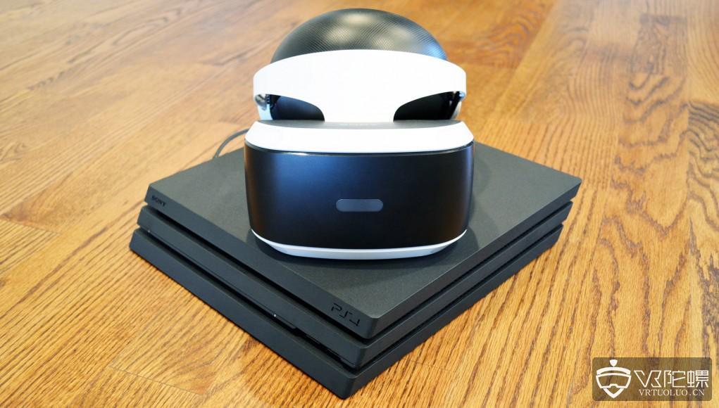 索尼:PSVR将与下一代PlayStation主机兼容