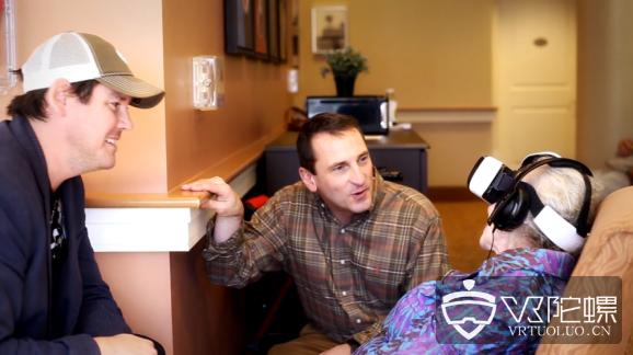 专为老年人设计的VR内容平台MyndVR,目前可在HTC VIVE Focus上使用