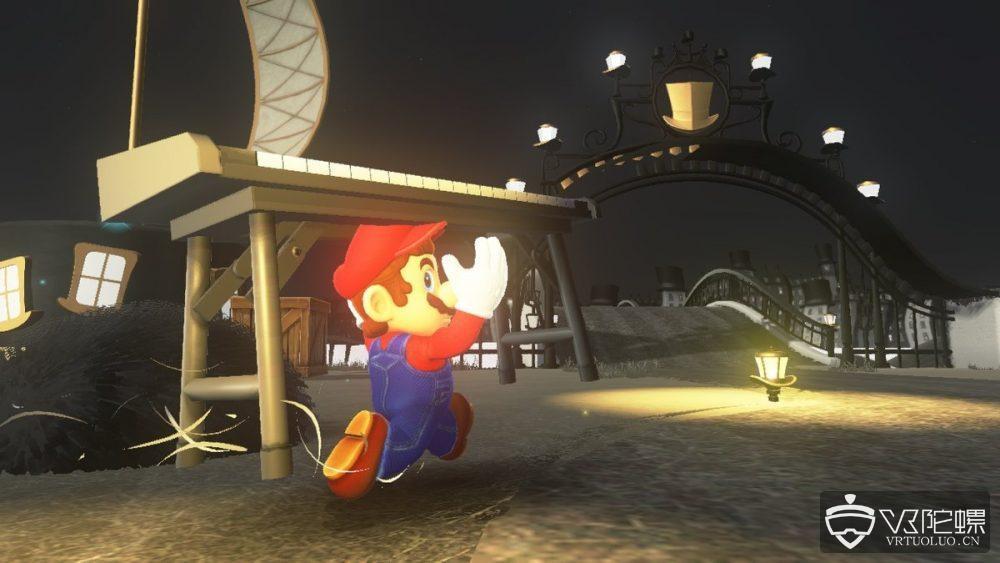 《超级马里奥:奥德赛》将新增3个关卡支持VR,4月26日正式更新