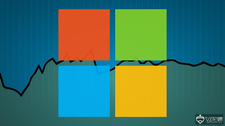 云计算业务持续增长,微软2019年Q3营收超预期达306亿美元