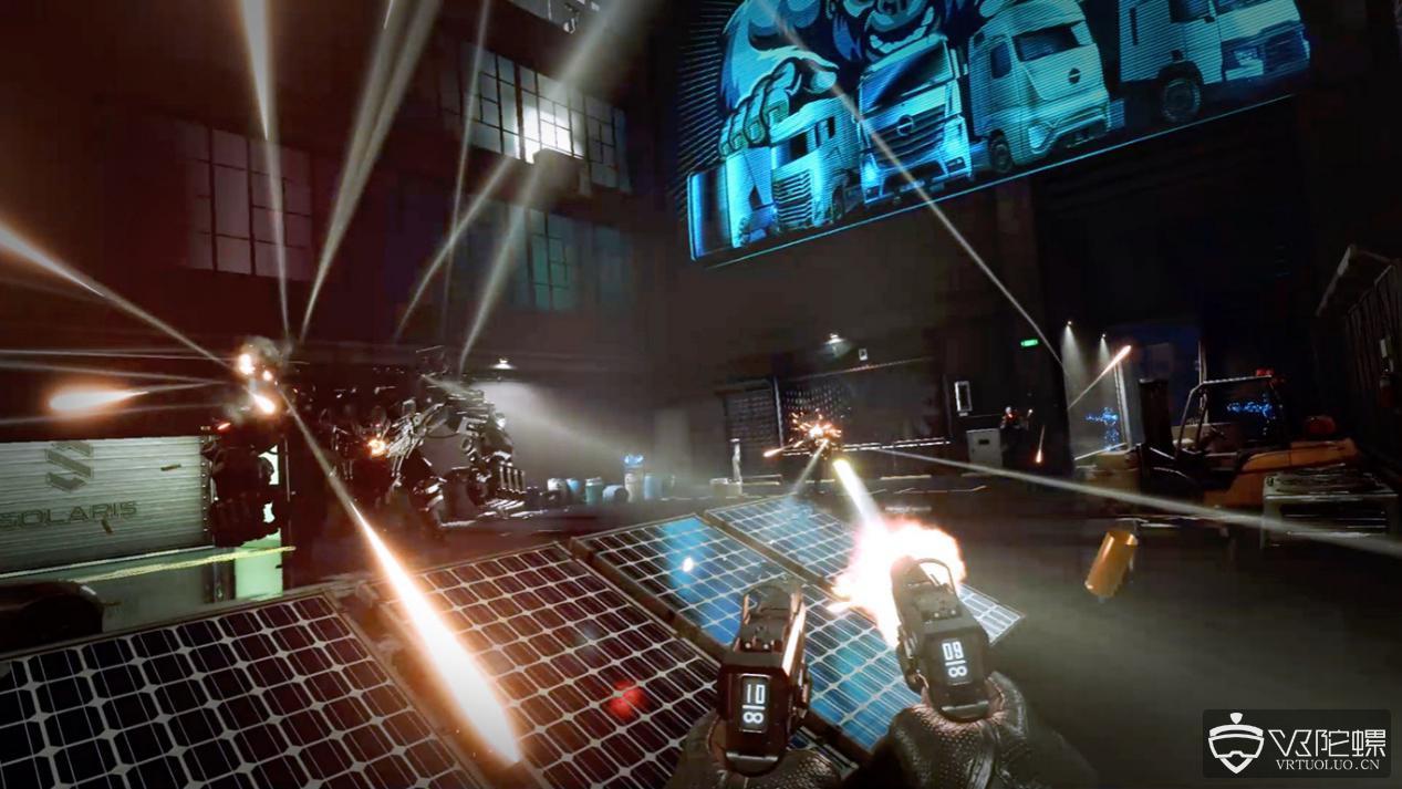 《雇佣兵2》深度评测:超硬核3A级国产VR游戏,买VIVEPORT会员即送