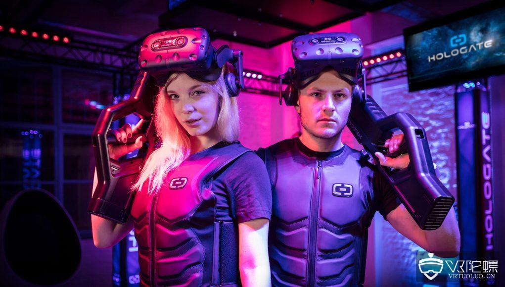 VR线下体验设备制造商Hologate宣布,其产品体验人数已突破200万