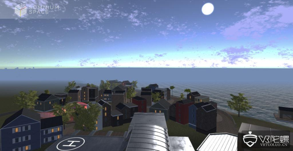 VR社交平台Somnium Space宣布获100万美元种子轮融资